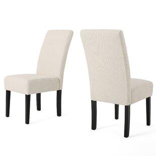 Latitude Run Relyea Parsons Chair (Set of 2)