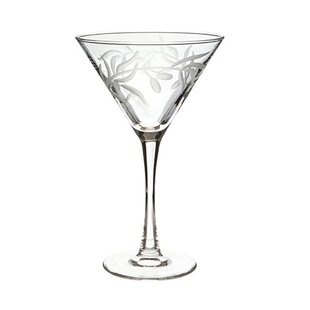 Olive 10 oz. Cocktail Glasses (Set of 4)