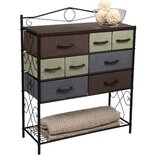 Brundrett 8 Drawer Accent Chest by Fleur De Lis Living