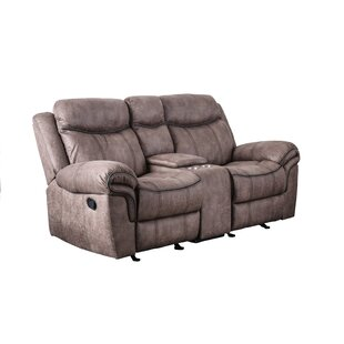 Buckelew Reclining Loveseat by Red Barrel..
