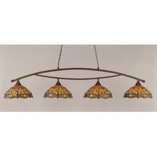 Astoria Grand Austinburg 4-Light Downlight Pool Table Light