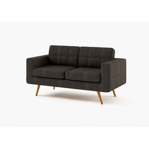 York Loveseat by Corrigan Studio