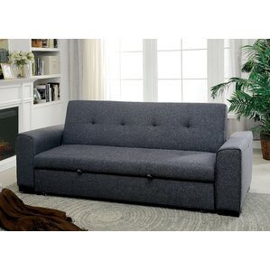 Brayden Studio Giannone Randy Convertible Sofa