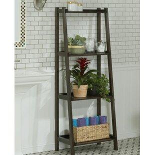 Charlton Home Isetta Ladder Bookcase