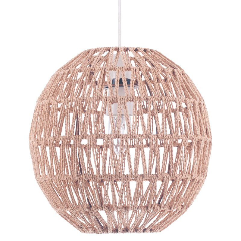 Pacific lifestyle palomar 26cm paper sphere pendant shade reviews palomar 26cm paper sphere pendant shade mozeypictures Gallery