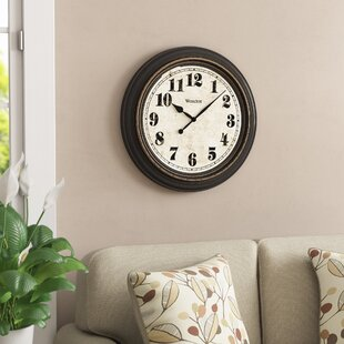 Mabery Oversized Wall Clock