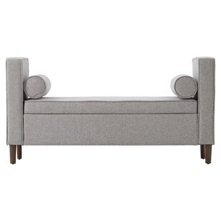 Telesphorus Upholstered Storage Bench