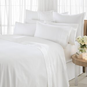 1000 Thread Count Cotton Sateen Fitted Sheet