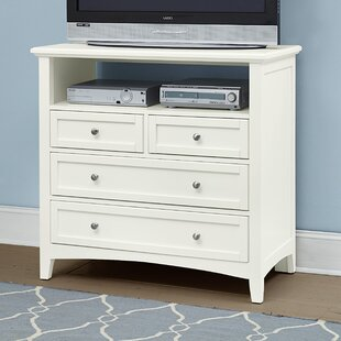 Gastelum 4 Drawer Media Chest Darby Home Co