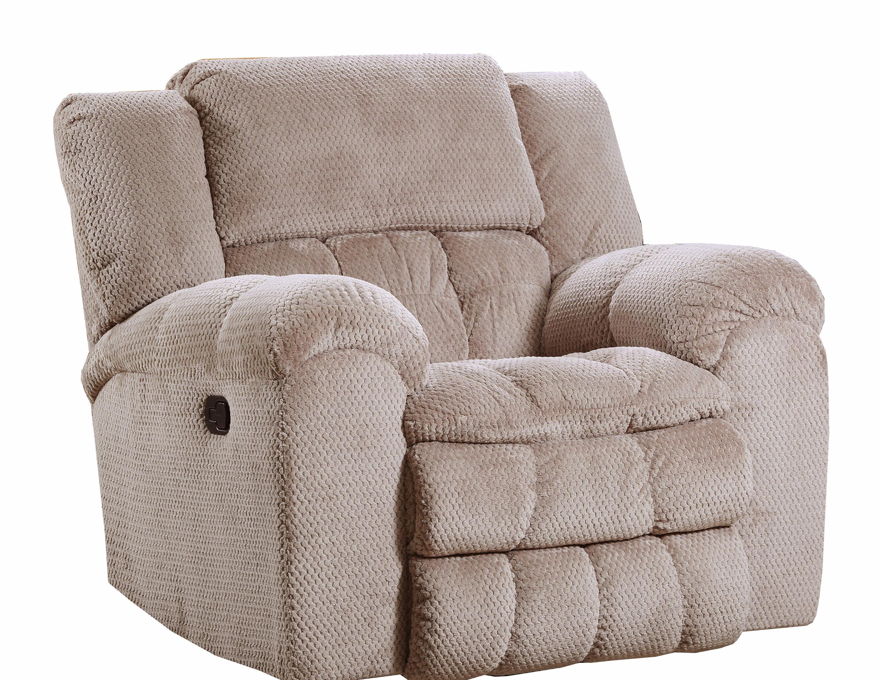 Pleasing Henning Fabric Rocker Recliner By Simmons Upholstery Machost Co Dining Chair Design Ideas Machostcouk