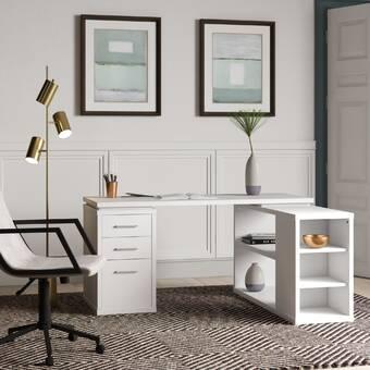 Excellent Senga Reversible L Shape Executive Desk Home Interior And Landscaping Synyenasavecom