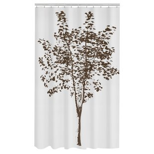 Arbor Tree Vinyl Single Shower Curtain