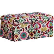 Dillen Upholstered Storage Bedroom Bench by Mistana