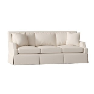 Paige Kick Pleat Sofa