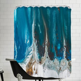 Vulnerable Single Shower Curtain