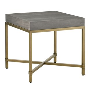 Gassville Square Top End Table