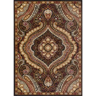 Affordable Price Lapoint Black 9 ft. 3 in. x 12 ft. 6 in. Transitional Area Rug By Astoria Grand