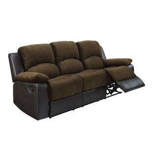 Estabrook Reclining Sofa by Winston Porter
