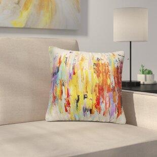 Charlayne Cotton Throw Pillow