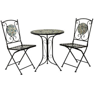 Wesley 2 Seater Bistro Set By Sol 72 Outdoor