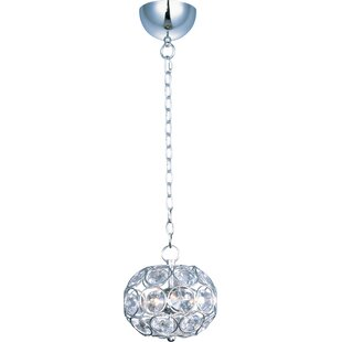 Devereaux 3-Light Crystal Pendant by Willa Arlo Interiors