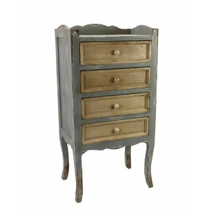 Lainez 4 Drawer Accent Chest by Ophelia & Co.