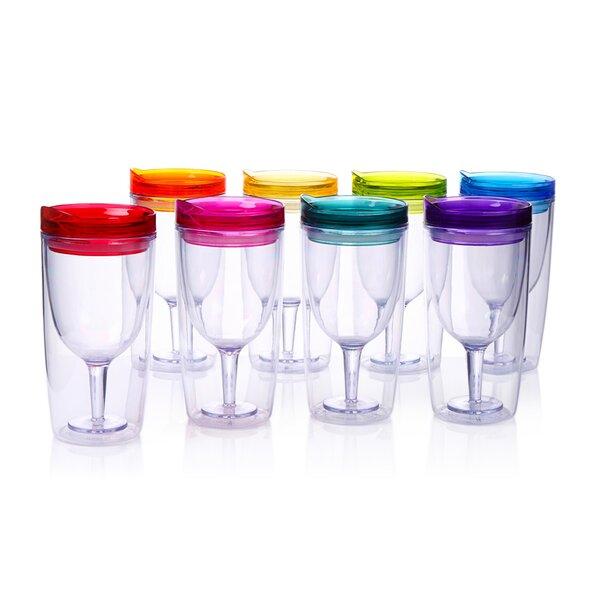 Insulated Wine Glass Wayfair