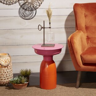Affordable Courtright End Table by Brayden Studio