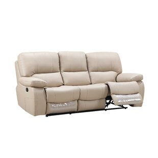 Claverton Air Reclining Sofa Red Barrel Studio