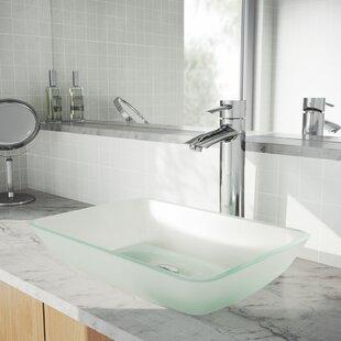 Tous lavabos de salle de bain: Matériau - Lavabos en verre | Wayfair.ca