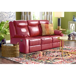 Roudebush Reclining Sofa Latitude Run