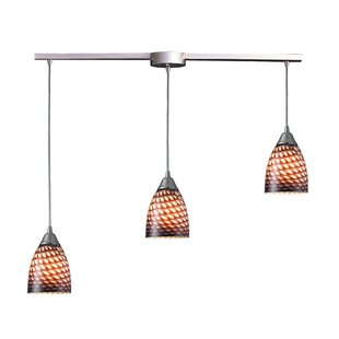 Latitude Run Rena 3-Light Cluster Pendant
