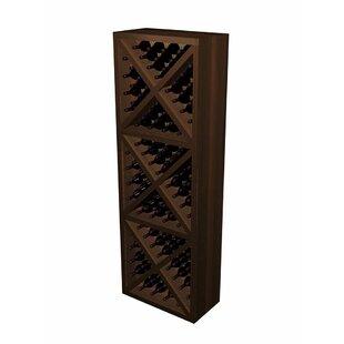 Designer Series 132 Bottle Floor Wine Rack By Wine Cellar Innovations