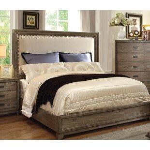 Karla Upholstered Standard Bed