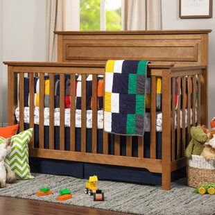 Find the perfect Autumn 4-in-1 Convertible Crib By Harriet Bee