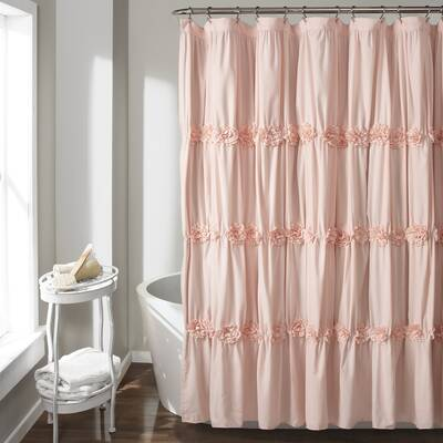 Wynne Single Shower Curtain