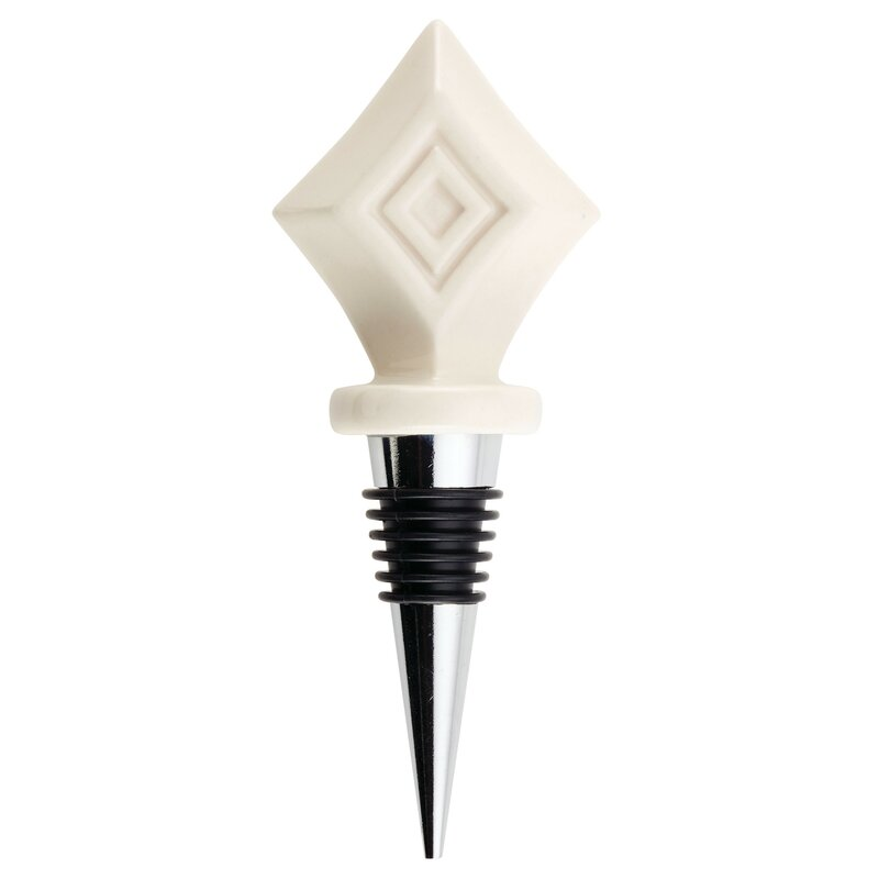 Ayesha Curry Barware Diamond Bottle Stopper Reviews Joss Main