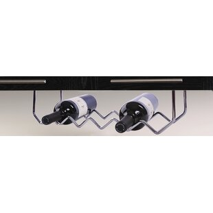 Christensen 6 Bottle Hanging Wine Rack by..