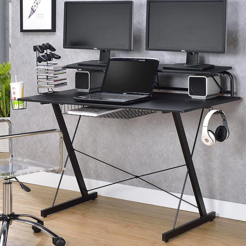 bickel gaming computer desk