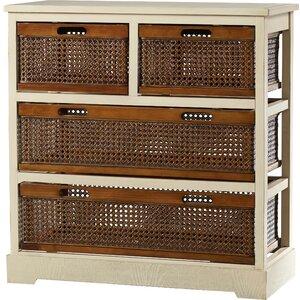 St. Leo 4 Drawer Storage Cabinet