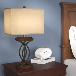 Best Choices Burdette 34 Table Lamp By Three Posts
