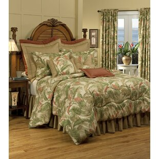 Emily Natural Single Comforter by Bay Isle Home