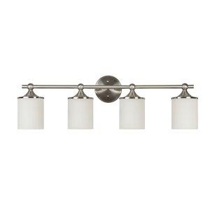 Charlton Home Tristin 4-Light Vanity Light