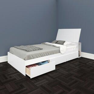 Harriet Bee Amaker Platform Bed