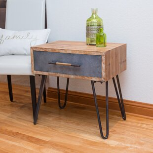 Hairpin End Table by Williston Forge