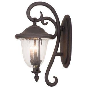 Kalco Santa Barbara 4-Light Outdoor Wall Lantern