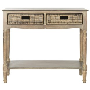 Elyse Console Table By House Of Hampton