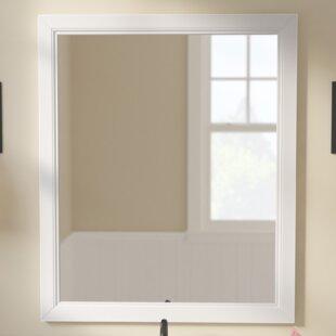 Compare prices Arlington Bathroom/Vanity Mirror ByBeachcrest Home