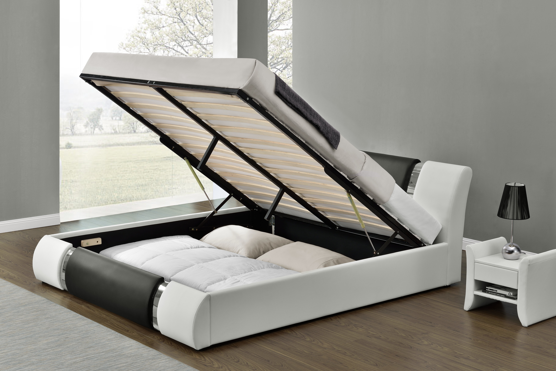 Orren Ellis Prouty Upholstered Storage Platform Bed Reviews Wayfair