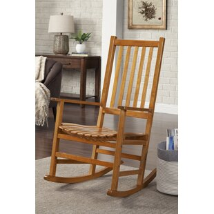 Greenhorn Rocking Chair by Wildon Home®